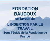 Logo Fondation Baudoux