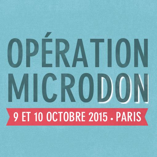 ACINA participe à l'opération Carte MicroDON 2015 !