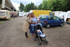 Rencontre sur le terrain avec la fondation Raja-Danièle Marcovici