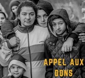 Read more about the article Appel aux dons de matériel